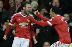 Ugly win huge for Man United's top-four hopes - Mata
