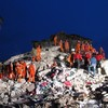 Teenager pulled from wreckage 61 hours after Turkey quake