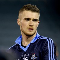 Niall Quinn's son togged out for Dublin's U21s last night