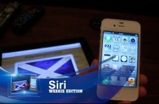 Scottish users left frustrated by iPhone's Siri