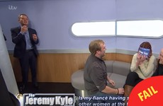 Some guy just proposed on The Jeremy Kyle Show and it was mortifying