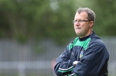 Manager picks Limerick footballers over his camogie side in All-Ireland final