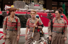 An Important Message To All The Men Giving Out About Ghostbusters
