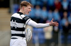 McKeown the hat-trick hero as Belvedere secure shot at schools final redemption