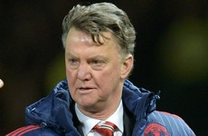 Tough to fulfil Man United expectations with injury problems and fixture list - Van Gaal