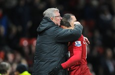 'He texts me before big matches' - Hernandez still in touch with Sir Alex Ferguson