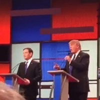 Donald Trump defended the size of his penis during a debate and the internet lost it
