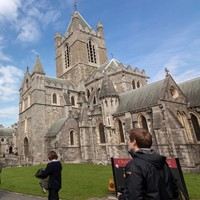 Never mind the cordon: Christ Church reverses decision to close on Easter Sunday