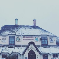 15 pictures of Dublin looking gorgeous in the snow this morning