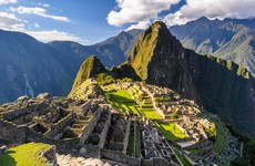 Tourists arrested after stripping naked for photos at Machu Picchu