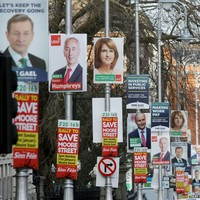 It's over: Election candidates have until midnight to remove their posters