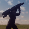 This bazooka lets you capture unwanted drones with a net from 100 metres away