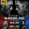 Where are the best places to watch McGregor v Diaz at UFC 196 in Ireland?