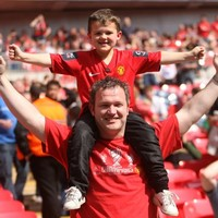 Family affair: How Daddy decides what sports team we support