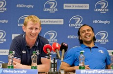 Leo Cullen's heroics on the wing help keep Leinster in upbeat mood as they take aim at Ospreys