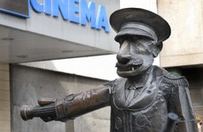 Mr Screen has been ushered away - but where is the iconic Dublin sculpture?