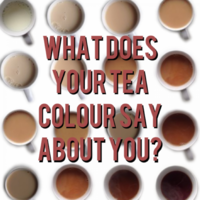 What Does Your Tea Colour Say About You?