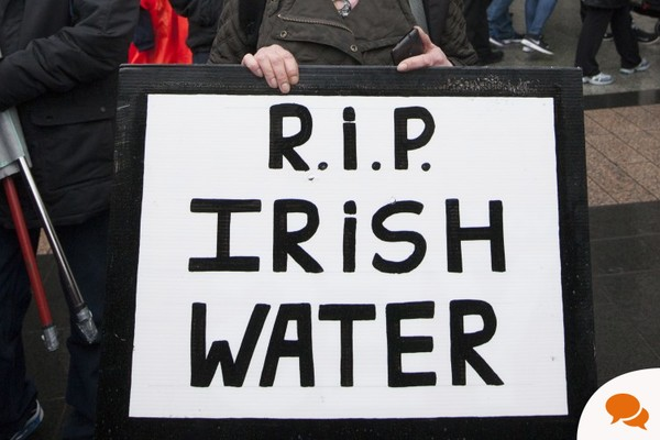 Abolishing water charges is a return to the policies that