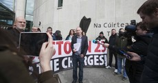 """We think these charges should be dropped"" - Paul Murphy defiant after Jobstown hearing"