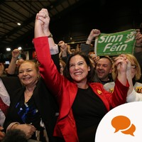 Getting more women in the Dáil can't be a once off thing, such progress must continue