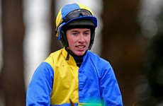 Unflappable 16-year-old admits it's a dream come true to ride at Cheltenham