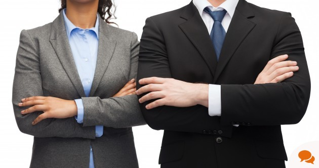 Women often undersell their experience and capabilities, while men don't think twice about it