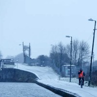 Sleet, snow and sub zero temperatures on the way