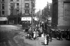 What was in the news in Dublin 100 years ago?