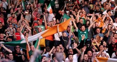Letter from Las Vegas: NOW we've got ourselves an Irish takeover