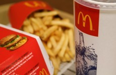 We're lovin' it: McDonald's Ireland served up 920,000 extra meals in 2010