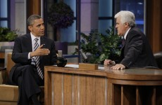 Obama tells Jay Leno that Occupy movement is a result of 'frustration'