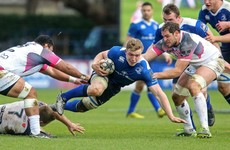 Leinster hold firm at the death to stay on the heels of Connacht