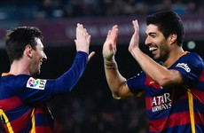 Maradona: I would have punched Messi over that penalty with Suarez