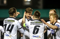 Reigning champions Dundalk get new campaign off to a winning start