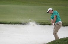 Rory McIlroy grabs WGC Doral lead with bogey-free 68