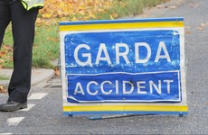 Gardaí appeal for witnesses after man seriously injured in two-car crash