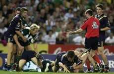Game on: here's our 4 most memorable International Rules series