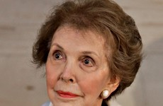 Former First Lady Nancy Reagan has died aged 94