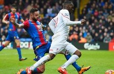 Benteke insists controversial penalty was correct call