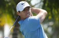 McIlroy loses three-shot lead and finishes third as Adam Scott claims back-to-back wins