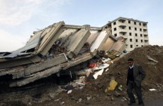 Ireland sends €300,000 in aid to Turkish quake victims