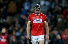 More bad news for Cork hurlers as centre-back breaks arm against Dublin