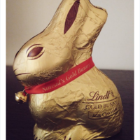 Chocolate fans, rejoice -- Brown Thomas is now selling personalised Lindt Bunnies