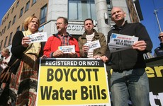 Nearly half of people don't intend paying their next Irish Water bill
