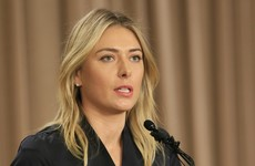 'I've made a huge mistake': Sharapova reveals she failed drugs test at Australian Open