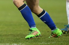Ian Madigan pays tribute to the men and women of 1916 with these neon green boots
