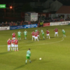This stunning Brandon Miele free-kick was the perfect way to start the new LOI season