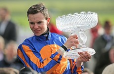Joseph O'Brien to quit riding and follow his dad into training