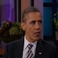 Watch: Obama calls for end to NBA dispute on Jay Leno