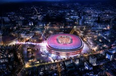 The new Camp Nou - Barcelona unveil grand plans for stadium redevelopment